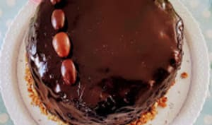 Molly cake au potimarron et chocolat