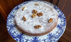 Gâteau du Périgord aux noix