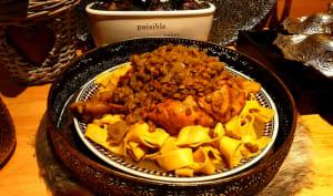 Rfissa marocaine sans Trid, sans Msemens