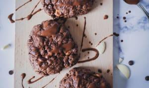 Cookies au chocolat healthy