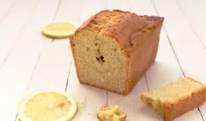 Cake au citron sans gluten et sans sucre