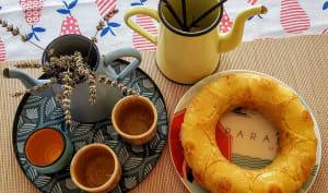 Gâteau à l'ananas en boite et à la noix de coco