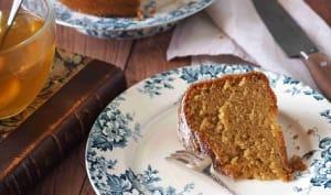 Gâteau Moelleux Avocat Praliné