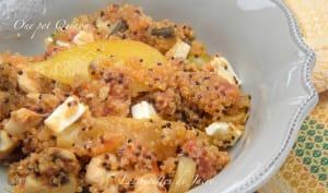 One pot quinoa au poulet