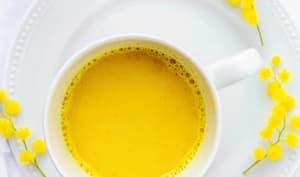 Lait d'or ayurvédique au lait de riz
