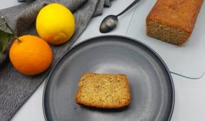 Cake aux agrumes