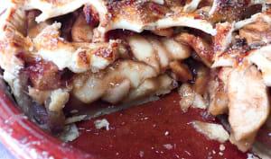 Apple Pie traditionnelle