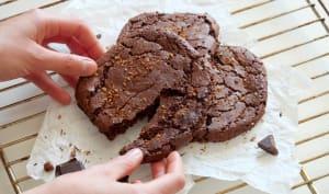 Cookies façon brownies crousti-fondants