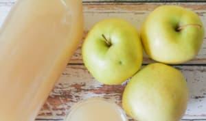 Eau de pommes