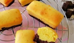 Browcake chocolat vanille