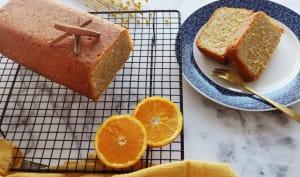 Cake marocain moelleux à l'orange