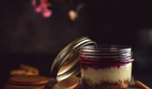 Cheesecake citron vanille cuisson vapeur