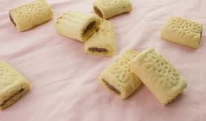 Biscuits fondant aux dattes