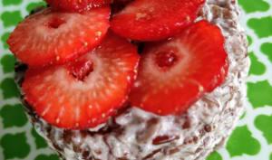Delice thaï a la fraise