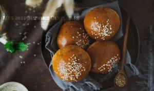 Brioche marocaine moelleuse aux sésame et anis