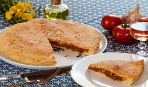 Pizza soufflée à la sicilienne