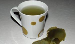 Tisane detox et minceur aux feuilles d'artichauts