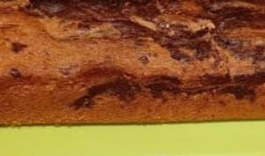 Cake marbré au chocolat ultra moelleux