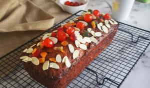 Cake aux Fruits Confits sans Alcool