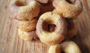 Doonuts marbrés