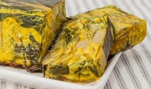 Terrine de blettes au fromage