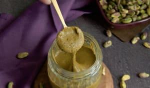 Le praliné à la pistache