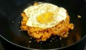 Riz frit au kimchi