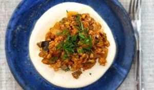 Mijoté de veau aux épices