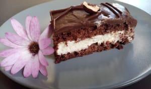 Maxi barre chocolatée moelleuse