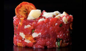 Tartare italien