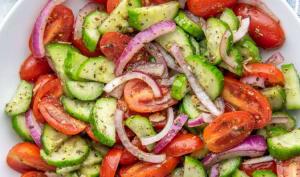 Les salades Weight Watchers