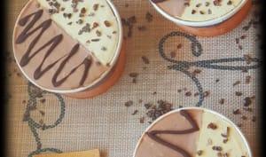 Duo Glacé Vanille et Chocolat