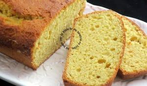 Cake au yaourt IG bas