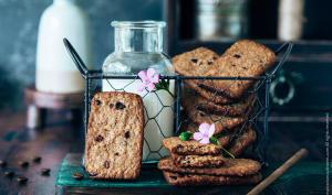 Biscuit flocons d'avoine façon Belvita maison