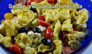 Salade grecque aux Tortellinis