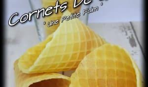 Cornets De Glace