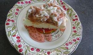 Crème de rhubarbe à l'anglaise