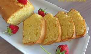 Cake moelleux aux jaunes d'œufs