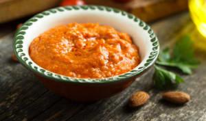 Pesto de poivron rouge