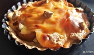 Tartelettes rapides jambon fromage