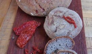 Pain à la farine de haricots noirs
