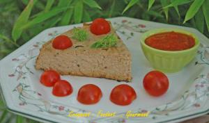 Gâteau du Sud aux aubergines