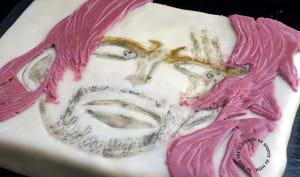 Gâteau d'anniversaire, Shanks le roux