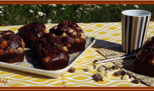 Petits cakes tout chocolat