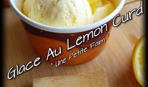 Glace Au Lemon Curd