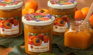 Gelée d'abricots