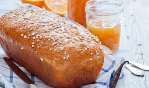 Brioche au jus d'orange
