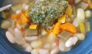 Ma soupe au pistou