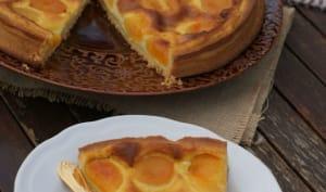 tarte d'abricots facile
