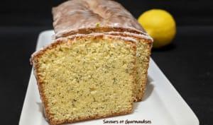 Cake au Pavot et Citron